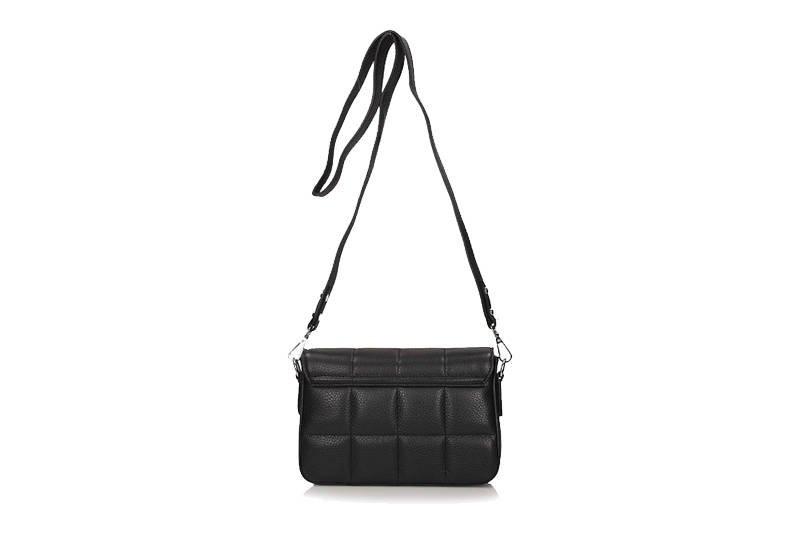 TOSCANIO C122 czarny, torebka damska POWIELONA inna, sklep internetowy e-kobi.pl