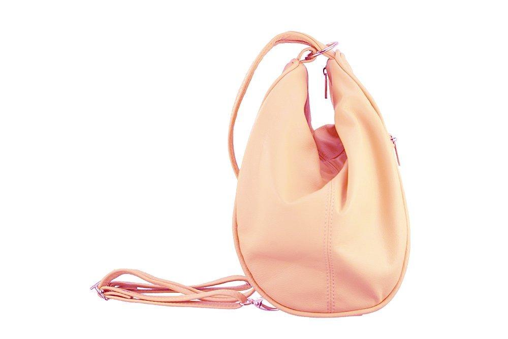 Perfekt Plus PL/3 pudrowy róż, plecak, torebka damska, sklep internetowy e-kobi.pl