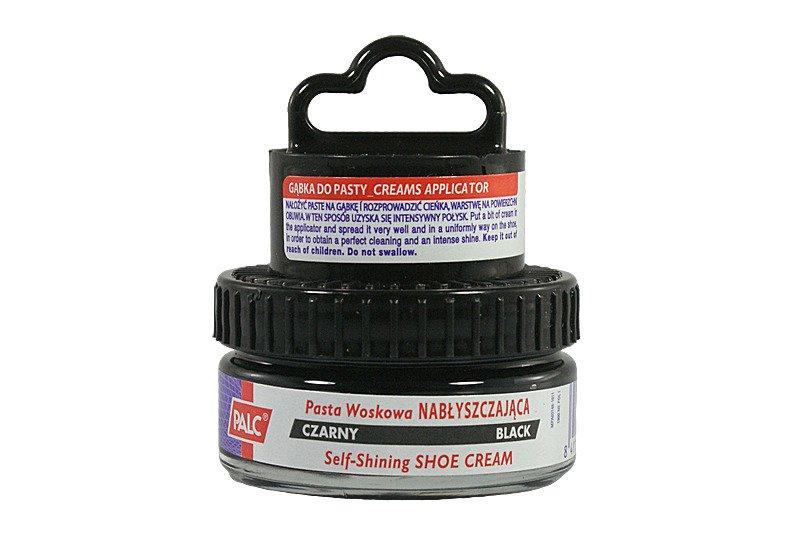 PALC pasta słoik 50 ml czarny, pasta samopołysdkowa w kremie z aplikatorem, sklep internetowy e-kobi.pl