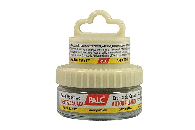 PALC pasta słoik 50 ml perła szary, pasta samopołysdkowa w kremie z aplikatorem, sklep internetowy e-kobi.pl