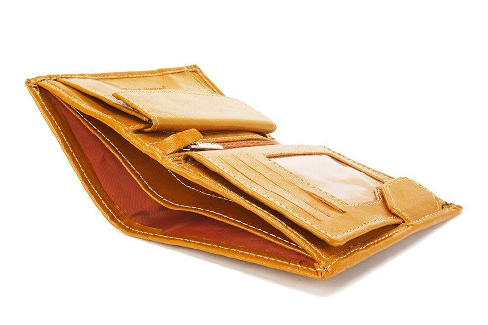 Perfekt Plus P/3 A rudy, portfel męski, sklep internetowy e-kobi.pl