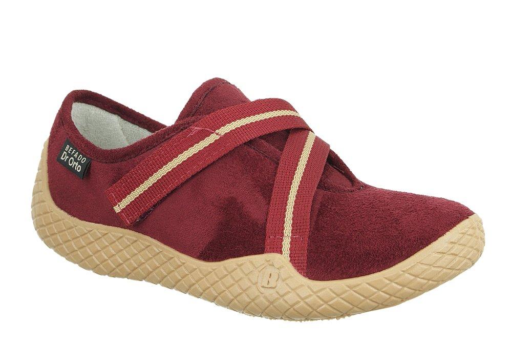 BEFADO DR ORTO 434D 016 bordowy, obuwie profilaktyczne damskie, sklep internetowy e-kobi.pl
