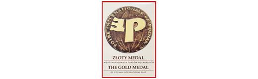 Medal Międzynarodowych Targów Poznańskich dla marki FABER, sklep internetowy e-kobi.pl
