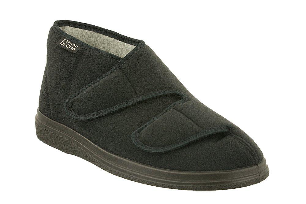 BEFADO DR ORTO 986M 003 czarny, obuwie profilaktyczne męskie, sklep internetowy e-kobi.pl