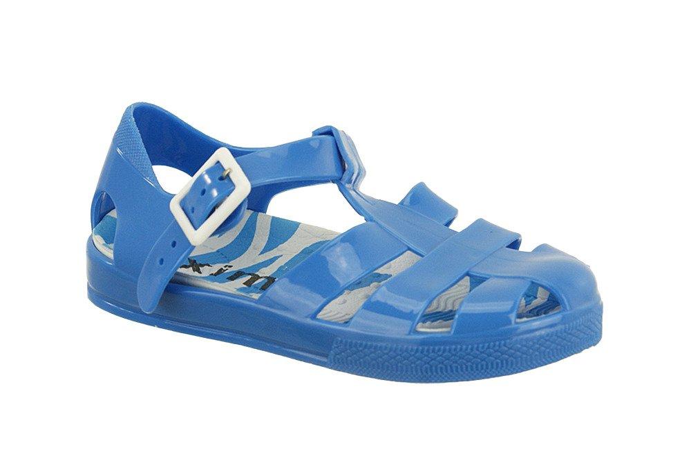 AXIM 5KL7015 niebieski, sandały dziecięce plastiki, rozmiary: 31-35, sklep internetowy e-kobi.pl
