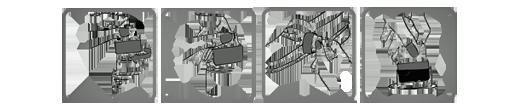 Sposób apklikacji pasty z aplikatorem marki PLAC, sklep internetowy e-kobi.pl