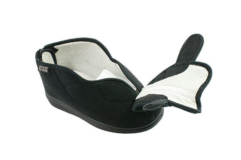 BEFADO DR ORTO 987D 002 czarny, obuwie profilaktyczne damskie, sklep internetowy e-kobi.pl