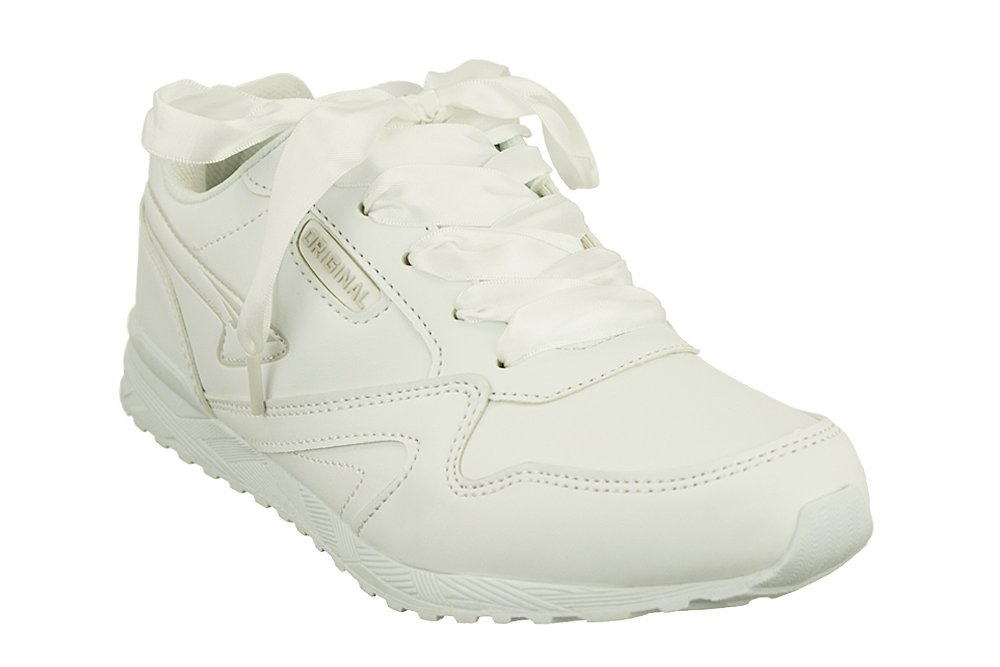 efe0e176 BADOXX LXC-7437 white/white, półbuty sportowe damskie, sklep internetowy e-