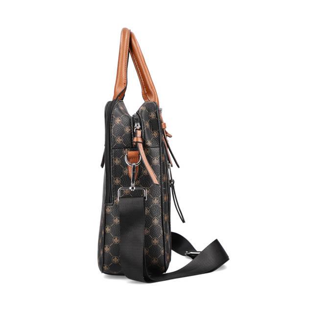 RIEKER H1361-00 black, torebka damska, sklep internetowy e-kobi.pl