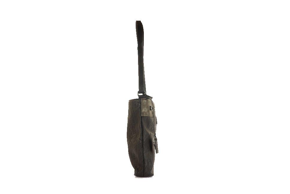 Rieker H1302-00 black, torebka damska, sklep internetowy e-kobi.pl