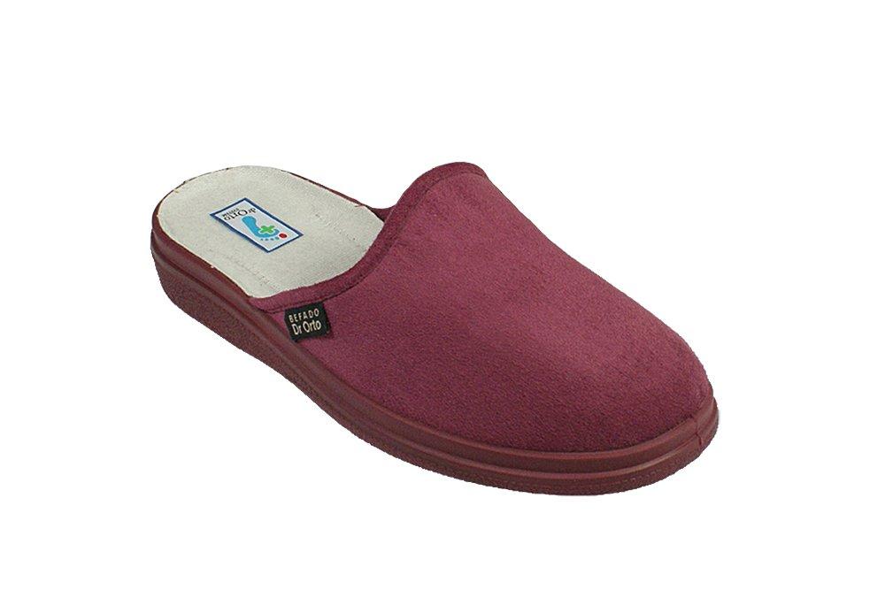 BEFADO DR ORTO 132D 011 bordo, obuwie profilaktyczne damskie, sklep internetowy e-kobi.pl