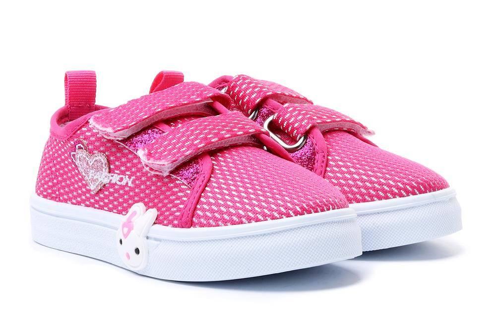 AXIM 1TE20321 różowy, tenisówki dziecięce, rozmiary 19-, sklep internetowy e-kobi.pl