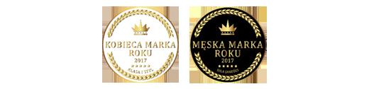 Kobieca Marka Roku-Klasa i Styl i Męska Marka Roku - Siła Jakości dla marki IGI&CO, sklep internetowy e-kobi.pl