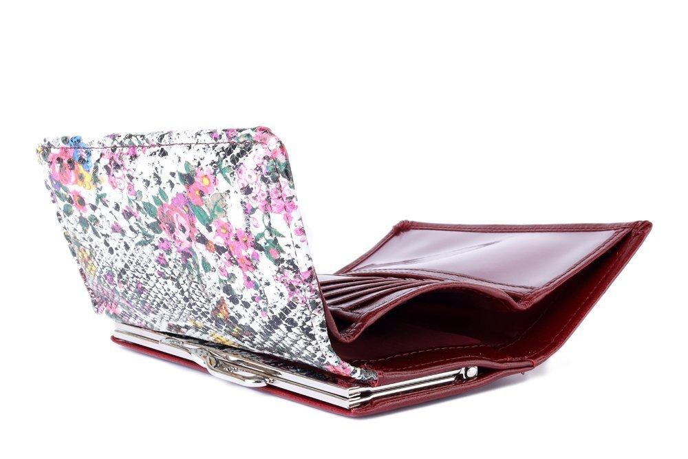 PERFEKT PLUS P/45 II RFID SECURE bordowy bigiel, portfel, sklep internetowy e-kobi.pl