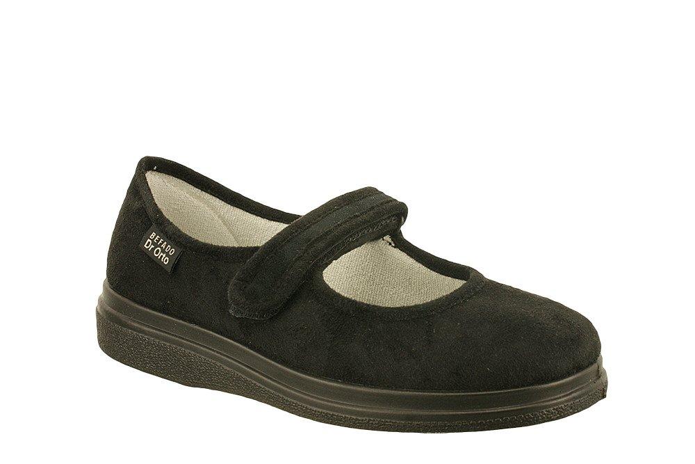 BEFADO DR ORTO 462D 002 czarny, obuwie profilaktyczne damskie, sklep internetowy e-kobi.pl