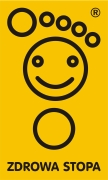 kobi, e-kobi, logo znaku ZDROWA STOPA