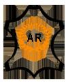 Logo marki AR, sklep internetowy e-kobi.pl