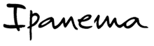 Logo marki Ipanema, sklep internetowy e-kobi.pl