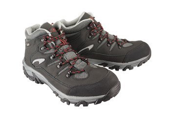 31fc2b6fcb3ad6 VEMONT 10AT2014C czarny ds., trzewiki, trekkingi męskie