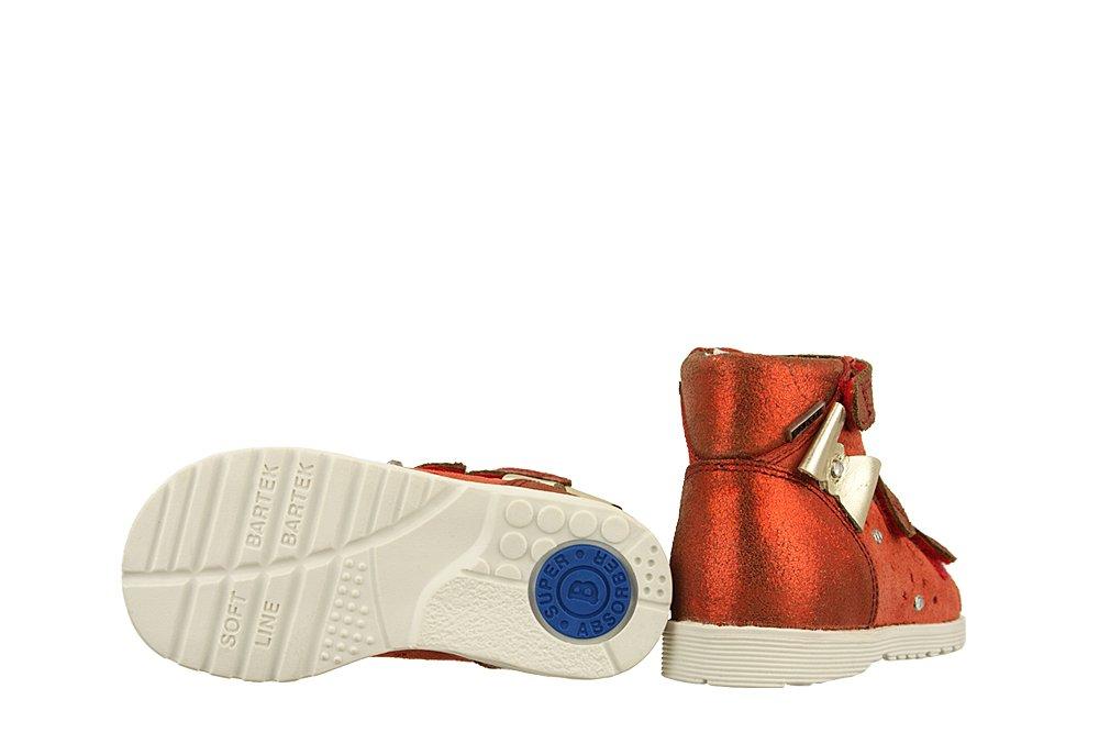 1409babc49239 BARTEK 81803 czerwony, obuwie profilaktyczne dziecięce, rozmiary: 21 ...