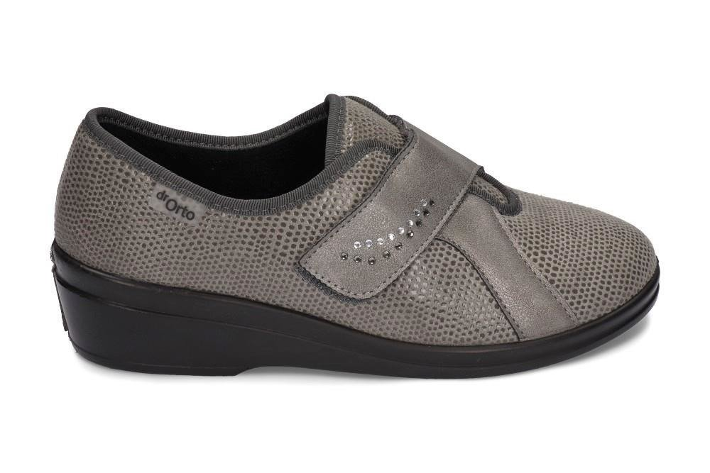 BEFADO DR ORTO 032D 003 HELA popielaty, obuwie profilaktyczne damskie