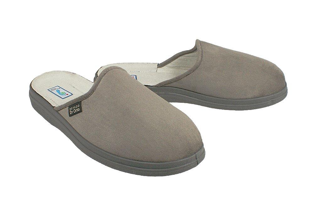 BEFADO DR ORTO 125M 009 popiel, obuwie profilaktyczne męskie