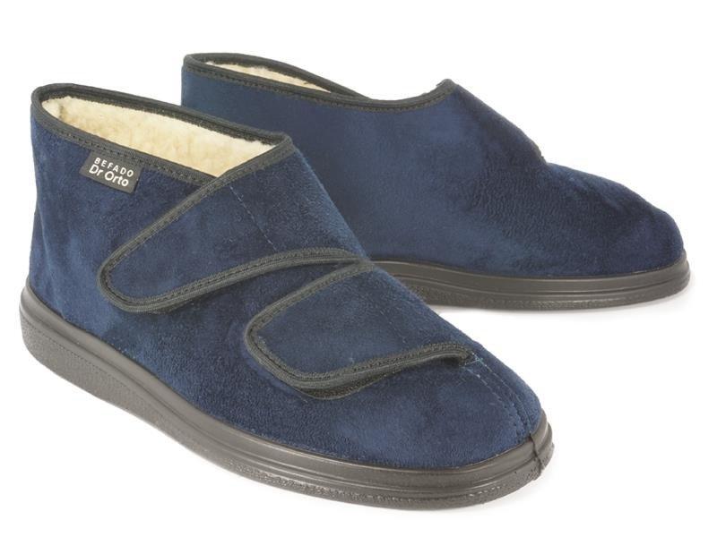 buty ortopedyczne męskie z ociepleniem