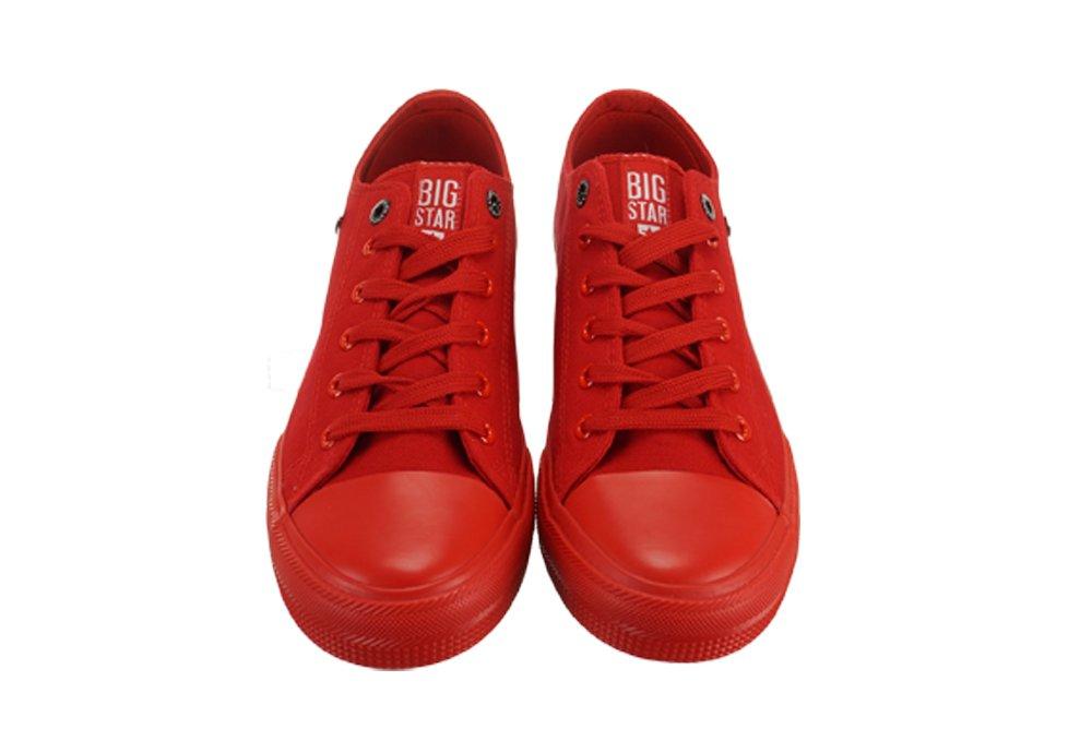 2ddf76da72228 ... BIG STAR AA174007 czerwony, półtrampki męskie Kliknij, aby powiększyć  ...