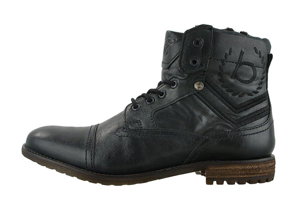 866b9cd1 BUGATTI 321-60131-4000 1000 black, trzewiki męskie | Sklep e-kobi.pl