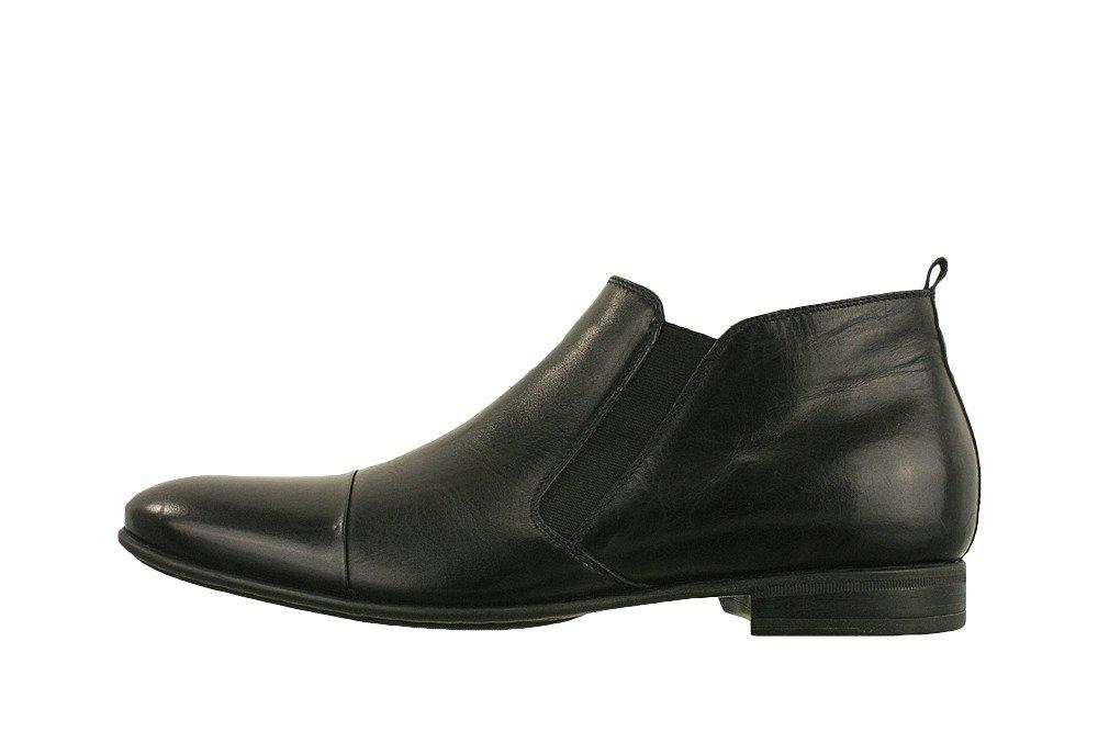 192cfb6dd2f7a GINO ROSSI MSV005-696-0900-9900-F czarny, botki sztyblety męskie ...