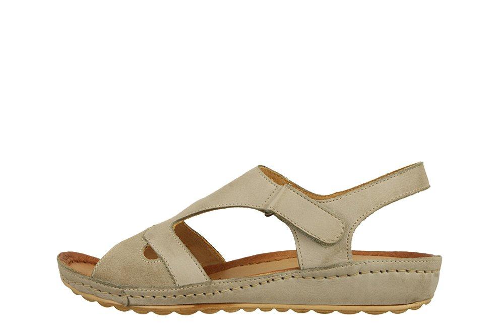 f66db7b8be75d ... MACIEJKA 03620-10/00-5 ciemny beżowy, sandały damskie Kliknij, aby  powiększyć ...