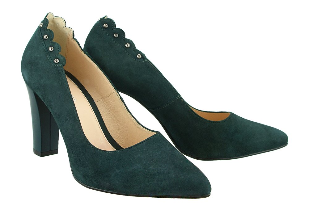 89717d4613a2 MARCO SHOES 1005P-052-1 zielony