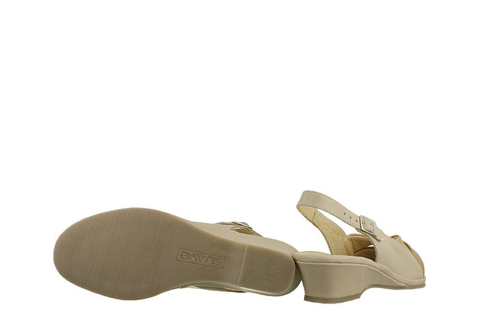 28910 22 beige combination, sandały damskie Beżowy (Marco Tozzi)