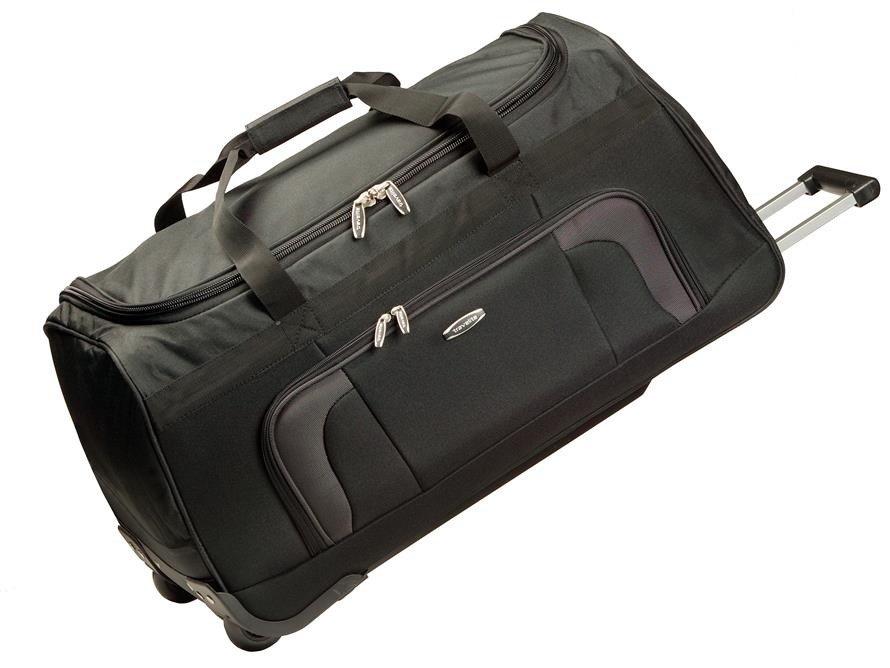 torby męskie na 2 kółkach